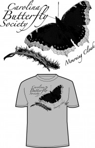 Mourning Cloak T-Shirt